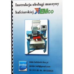 Instrukcja obsługi maszyny AEMCO CAP 1201