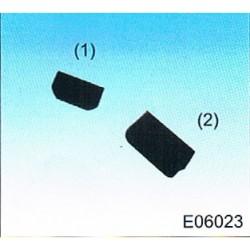 amortyzator gumowy zabieraka mały E06023-1