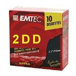 """Dyskietka EMTEC FDD 2DD 3,5"""" 720kB"""