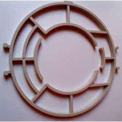 redukcja 12 cm do ramkek (maszyny z płaskim stołem)