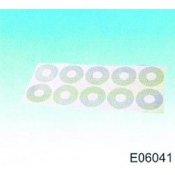 naklejka na płytkę ściegową E06041, EF0202300000