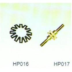 Śruba rzymska do tamborków HP017