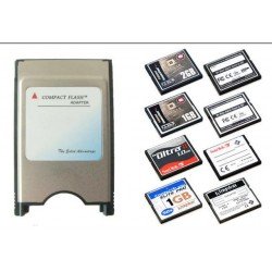 Czytnik kart CF (Compact Flash) na slot PCMCIA