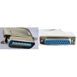kabel do transmisji danych z czytników zewnętrznych lub transmita do Maszyn Happy HM4 HMS